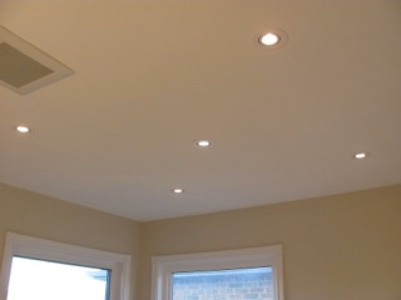 Bathroom Pot Lighting Installation|Brampton-10
