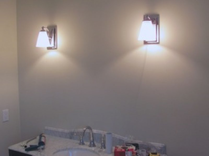 Bathroom Wall Sconces Installation|Brampton-11