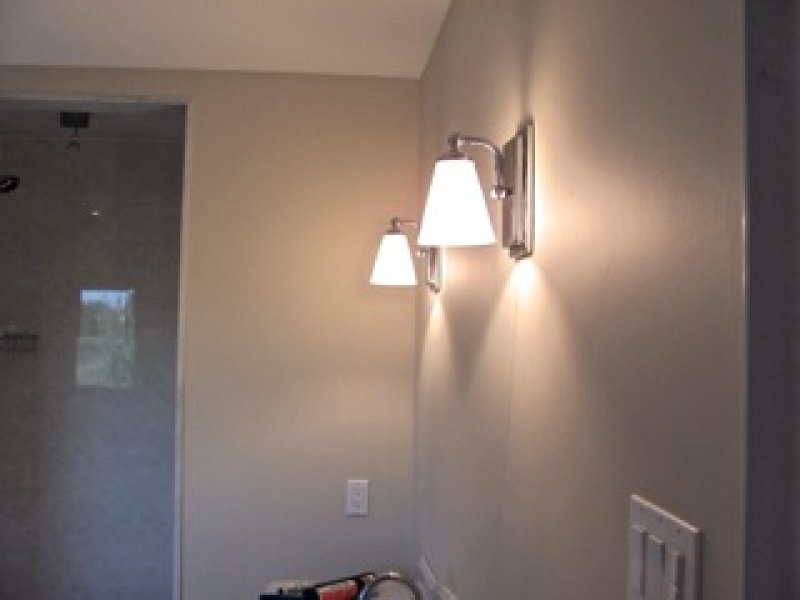 Bathroom Wall Sconces Installation|Brampton-6