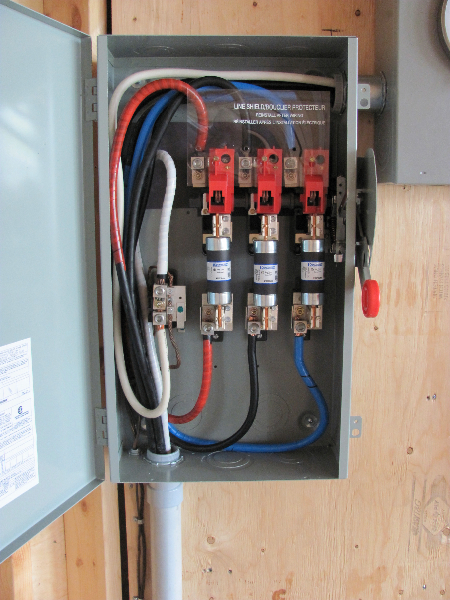 New Electrical Service Installation-Adjala-1