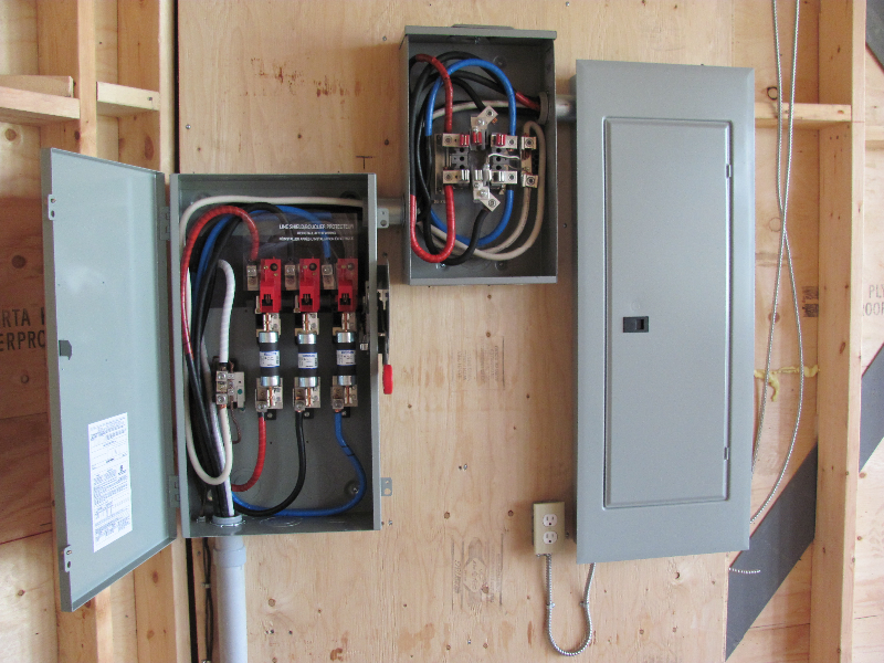 New Electrical Service Installation-Adjala-4