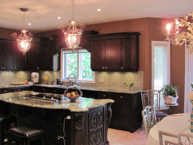 New Kitchen Pot Lighting & Pendants-whitby-11