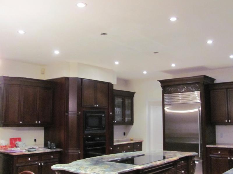 New Kitchen Pot Lighting-whitby-2
