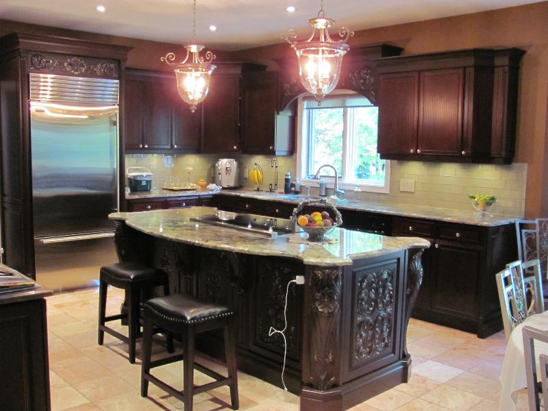 New Kitchen Pot Lighting & Pendants-whitby-8