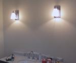 Bathroom Wall Sconces Installation|Brampton-11