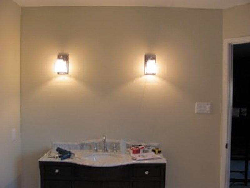 Bathroom Wall Sconces Installation|Brampton-7